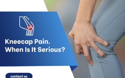 Kneecap Pain — When Is It Serious? Understanding Common Causes of Kneecap Pain and When to Seek Professional Care