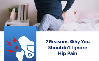Seven Reasons You Shouldn't Ignore Hip Pain