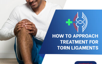 How to Approach Treatment for Torn Ligaments